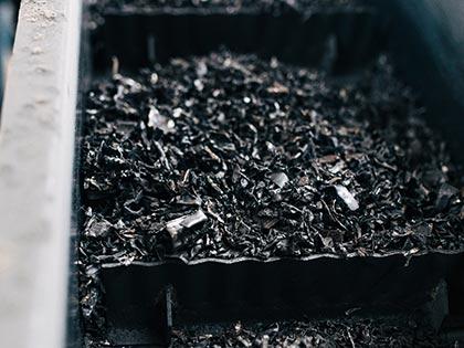 Производство алюминиевых гранул